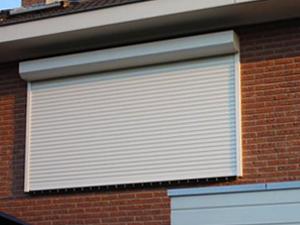 Friss voor Zonwering thuis rolluik reinigen woonhuis